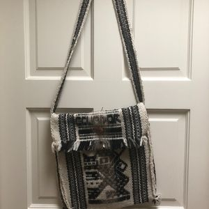 Hand Woven Ecuador Bag